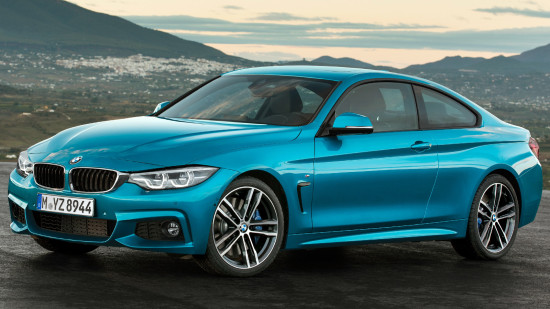 купе BMW 4-series (F32) 2017-2018