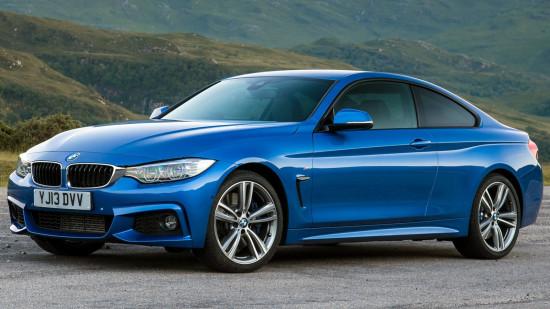 купе BMW 4-series (F32) 2013-2016