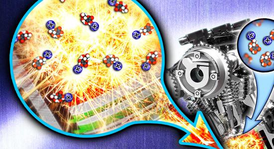 Нанотехнологии в автохимии на IronHorse.ru ©