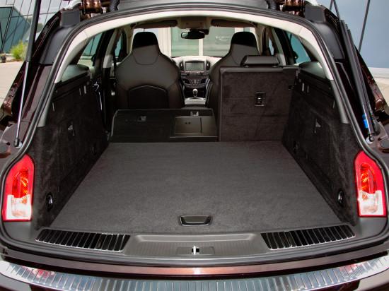 багажник Opel Insignia Sports Tourer