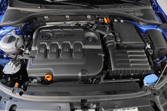 под капотом Octavia RS (5E)