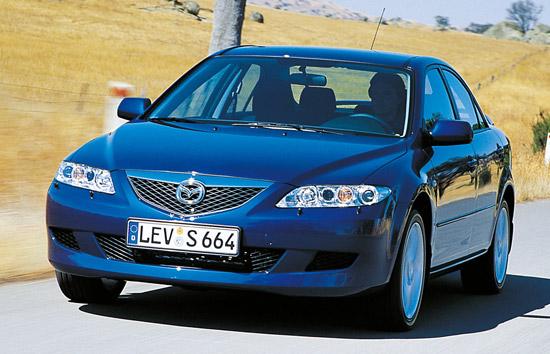 mazda 6 2006 технические характеристики