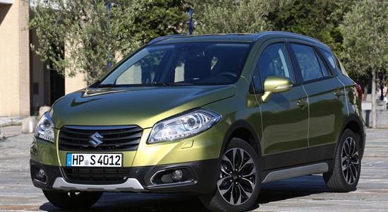 Suzuki SX4 (2013-2016) на IronHorse.ru ©