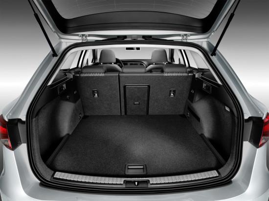 багажник SEAT Leon ST (5F)