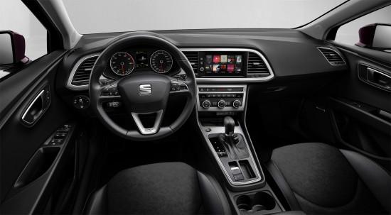 интерьер SEAT Leon ST (5F)