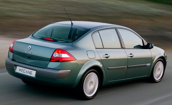 Renault Megane II Saloon