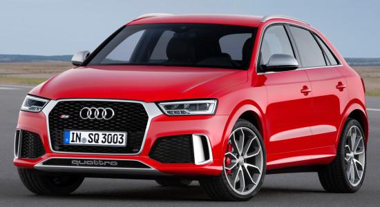 Audi RS Q3 на IronHorse.ru ©