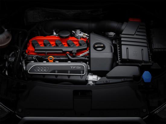 силовой агрегат Audi RSQ3