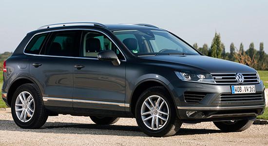 VW Touareg Hybrid TSI (2010-2018) на IronHorse.ru ©