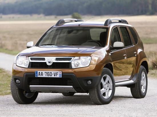 Dacia Duster 1 (2009-2013)