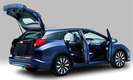 Honda Civic универсал