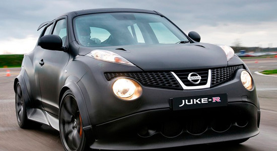 Nissan Juke-R на IronHorse.ru ©