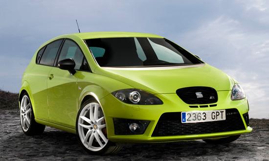 Seat Leon Cupra R (2009-2012)