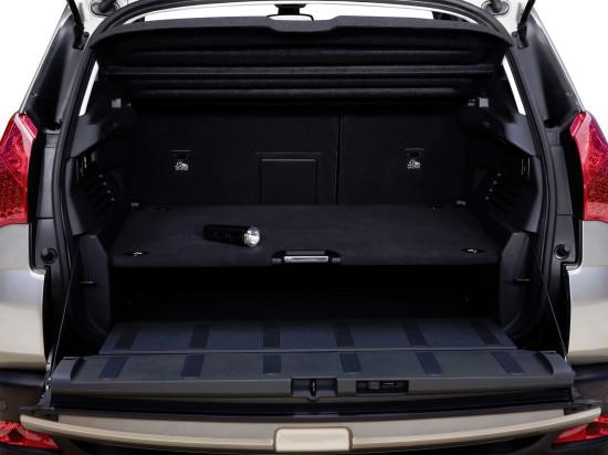багажное отделение Peugeot 3008 I 2009-2013