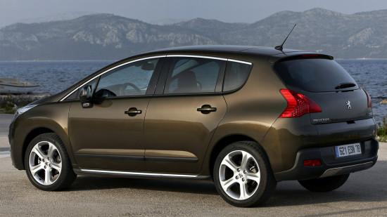 Peugeot 3008 (2009-2013 годов)