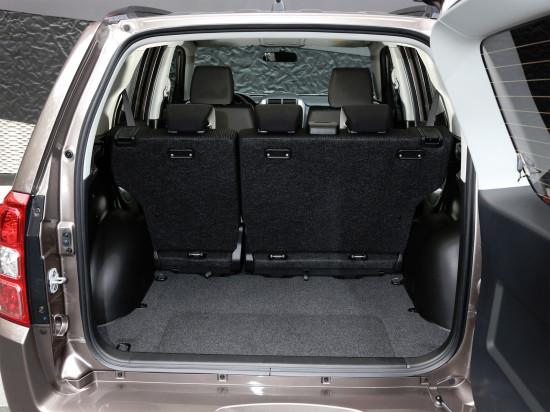 багажник Suzuki Grand Vitara 2 5D