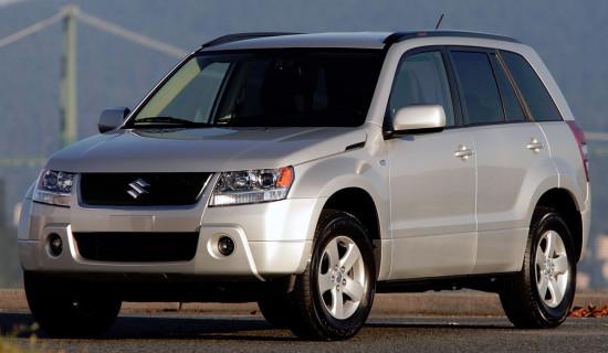 Suzuki Grand Vitara 2 5D 2005-2012