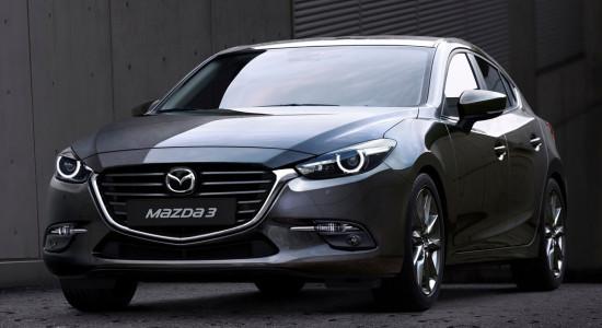 Mazda 3 Sedan (2018-2019) на IronHorse.ru ©