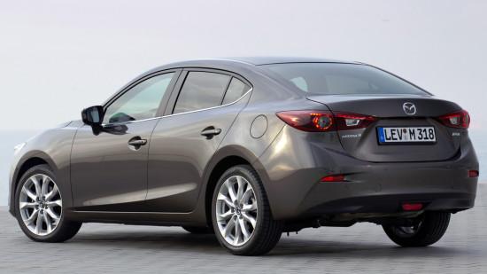 Mazda 3 BM Sedan