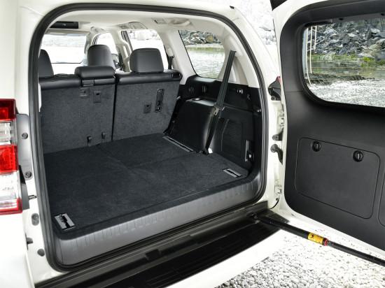 багажник Toyota Land Cruiser 150 Prado
