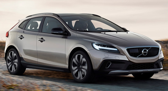 Volvo V40 Cross Country на IronHorse.ru ©