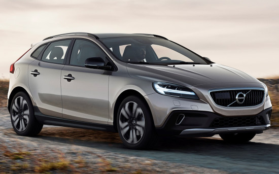Volvo V40 Cross Country 2016-2017