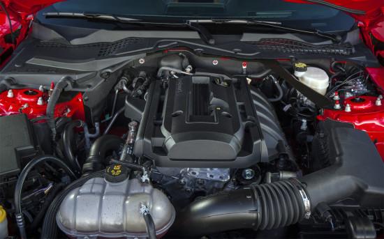 мотор EcoBoost