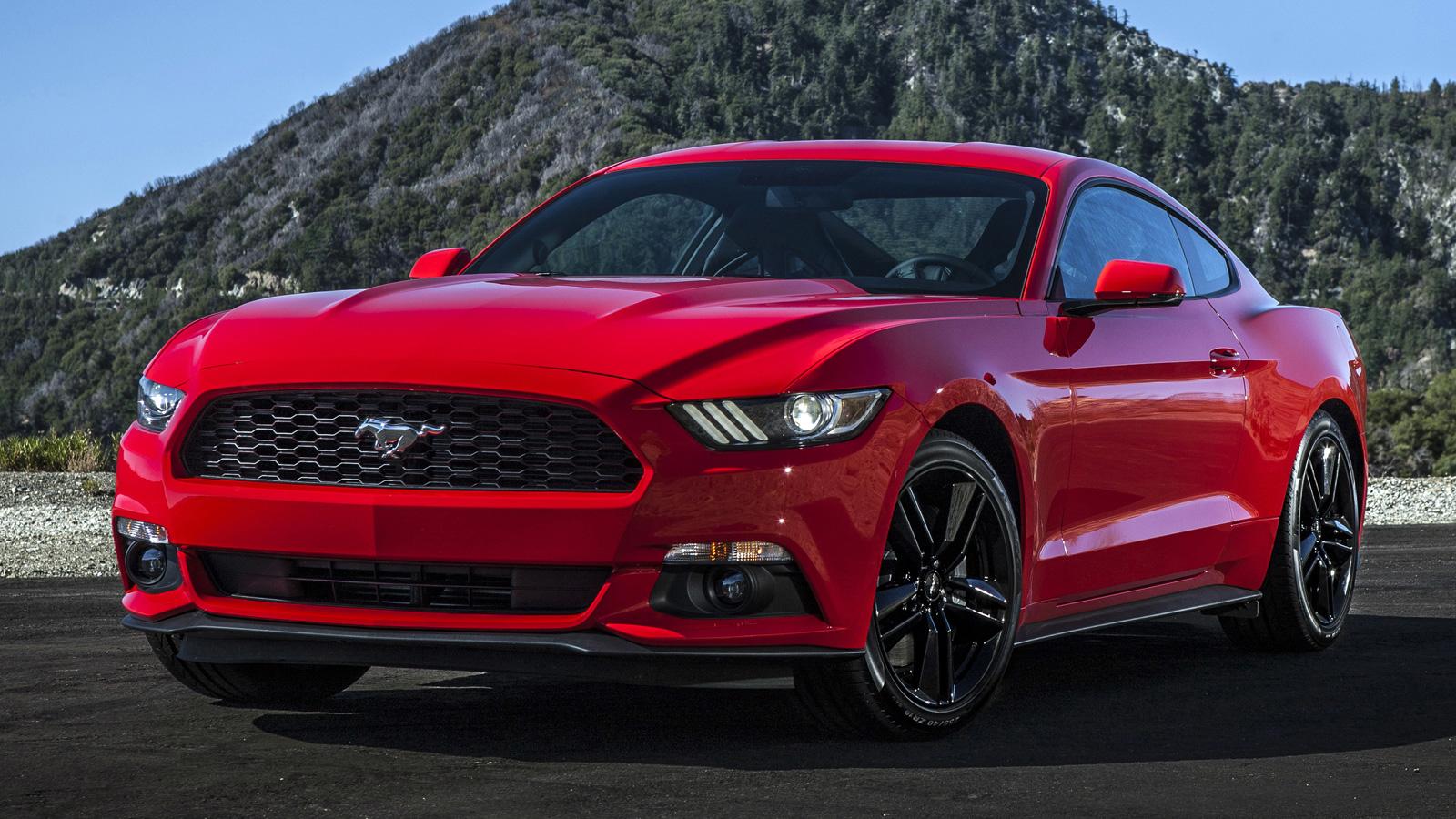 2018 Mustang Mach 1 >> Ford Mustang (2018-2019) цены и характеристики, фотографии и обзор