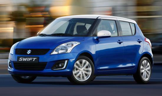 Suzuki Swift 3 2014-2017
