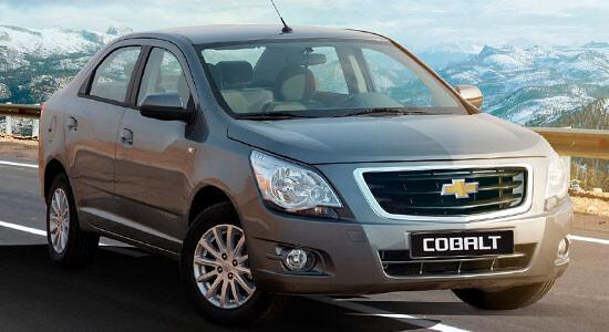 Chevrolet Cobalt 2 (2012-2020) на IronHorse.ru ©