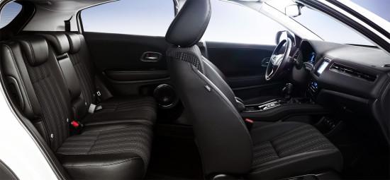 интерьер салона Honda HR-V II
