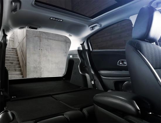багажник Honda HR-V II