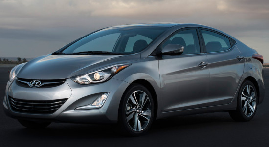 Hyundai Elantra MD 2013-2015