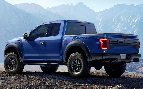Ford F-150 (2016-2017)