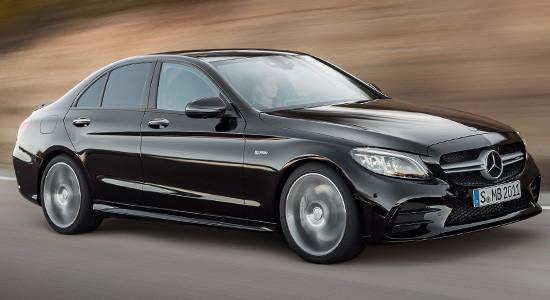 Mercedes-Benz C-class (W205) на IronHorse.ru ©