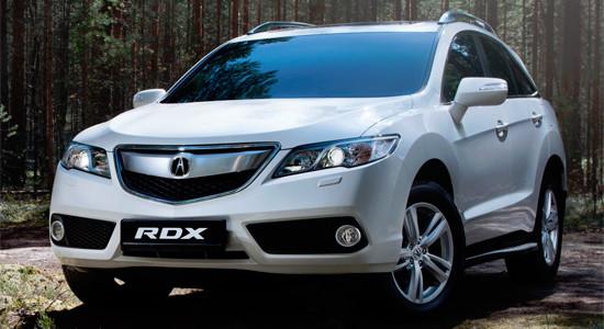 Acura RDX на IronHorse.ru ©