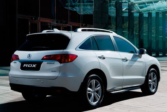 Acura RDX в России