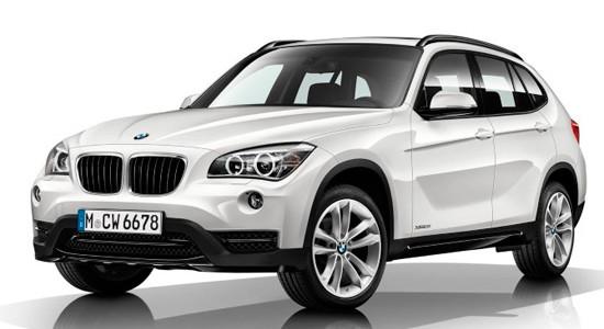 BMW X1 (E84) на IronHorse.ru ©