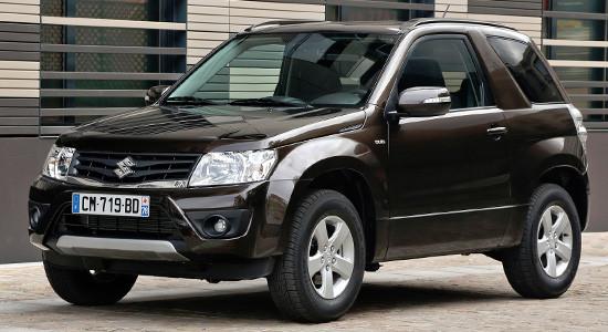 Suzuki Grand Vitara 3Dr (2005-2016) на IronHorse.ru ©