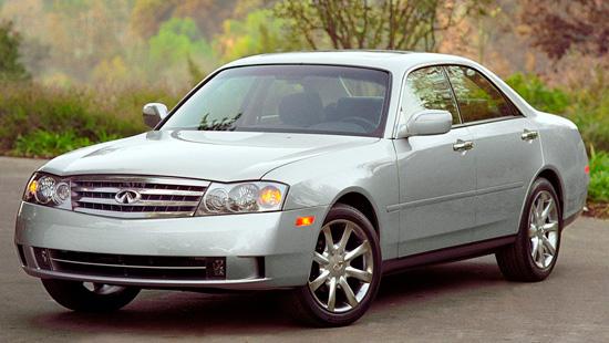 Infiniti M 2002-2004