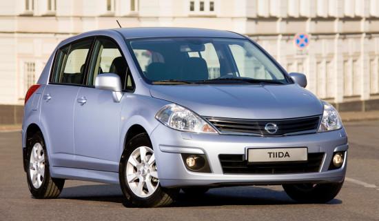 Nissan Tiida Hatchback 2011-2014