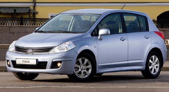 Nissan Tiida (C11, 2007-2014) на IronHorse.ru ©