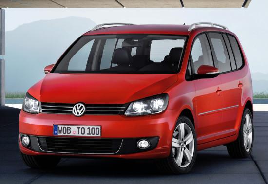 Volkswagen Touran 1 2010-2015
