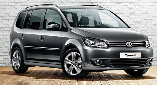 Volkswagen Touran I (2010-2015) на IronHorse.ru ©