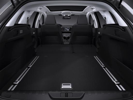багажное отделение Peugeot 308 SW (T9)