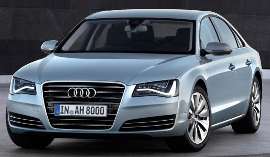 Audi A8 D4 2009-2013