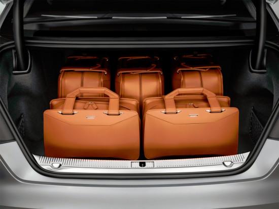 багажный отсек Audi A8 D4