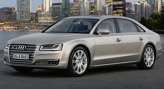 Audi A8 (2010-2017) на IronHorse.ru ©