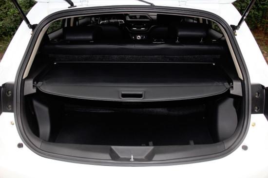багажный отсек Lifan X50