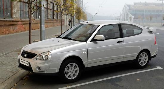 Lada Priora (купе) на IronHorse.ru ©